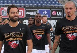 AEKden Galatasaraya teşekkür