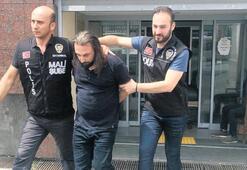 Polisi tehdit eden mürit tutuklandı