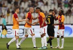 AEK Atina - Galatasaray maçından fotoğraflar