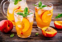 Kavurucu sıcaklarda serinleten içecek tarifleri