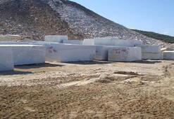 Türkiyenin en değerli doğal taşı Marmara Adasından çıkıyor