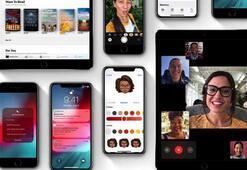 Apple, iOS 12 Beta 5i geliştiriciler için kullanıma sundu