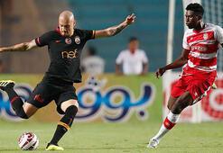 Club Africain - Galatasaray: 0-1