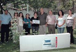 Çiğli Belediyesi'nden en güzel bahçelere ödül