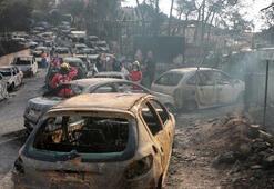 Yunanistandaki yangının ardından Genelkurmay ve ilgili kurumlara mesaj emri çekildi