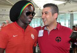 Galatasaray, Tunusa gitti