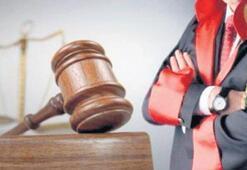 Üç bin 320 hâkim ve savcının yeri değişti