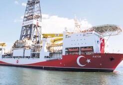 Akdeniz'de ilk kuyuyu bu yıl Fatih açacak