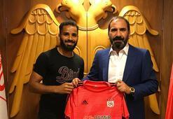 Sivasspor, Douglas ile sözleşme imzaladı