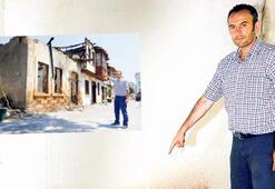 SİT alanındaki ahşap evler köstebek yuvasına döndü