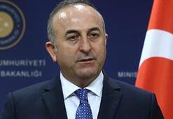Mevlüt Çavuşoğlu Mesut Özille telefonda görüştü