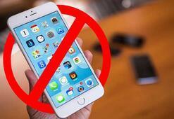 Yasalara uymayan iPhonelar yasaklanabilir