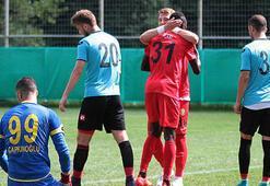 Eskişehirspor - Hacettepe: 4-2
