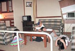 Öğrenciler, depremi sanal olarak gördü