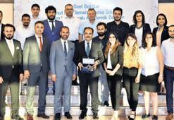 Yılın en sosyal projesi Uşak Belediyesi'nden