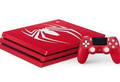 Spider-Mane özel PS4 Pro geliyor