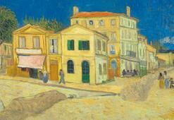 "Vincent van Gogh'un ""Sarı Ev""i bir tık uzakta"
