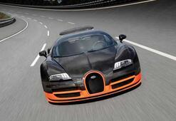 Bugatti Veyronun sadece yağ değişimi 21 bin dolar