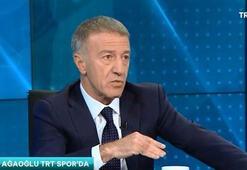 Ahmet Ağaoğlu, Abdülkadire gelen transferi teklifini doğruladı