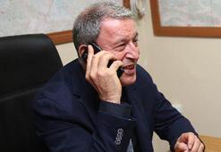 Hulusi Akar, Yunan Genelkurmay Başkanını aradı