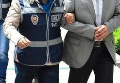 Balıkesirde FETÖ operasyonunda 5 muvazzaf asker gözaltına alındı