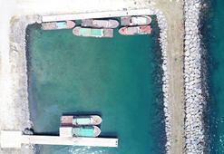 Yasak bitti, balıkçılar Van Gölüne ağlarını attı