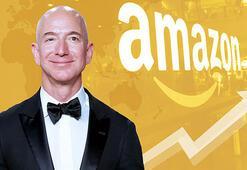 Jeff Bezosun serveti 150 milyar doları aştı