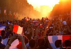 Fransanın şampiyonluğu dünya basınında