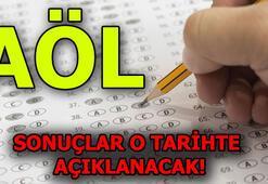 AÖL sınav sonuçları açıklandı mı Açık Lise 3. Dönem sınav sonuçları