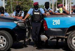Nikaragua fena karıştı
