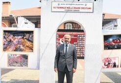 Başkan Alinur Aktaş: Milli irade destanı unutulmayacak