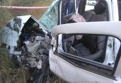 Boluda feci kaza 2 kişi hayatını kaybetti