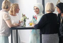 Emine Erdoğan Arakan'ı anlattı