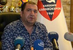 Karabükspordan Çağlar Şahin Akbaba açıklaması