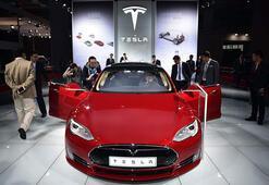 Tesla, ABD dışındaki ilk fabrikasını Çinde açacak