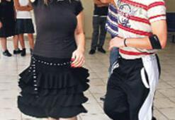 Gültepeli gençlere ücretsiz dans kursu