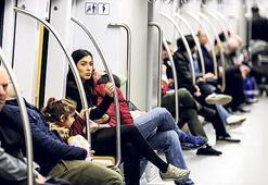 Sürücüsüz metronun 2. etabı açılıyor