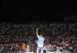 İlyas Yalçıntaşla Akşehirde romantik gece