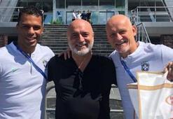 Brezilyaya çeyrek finalde Türk baklavası dopingi