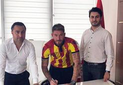 Yeni Malatyaspor, Ömer Şişmanoğlunu transfer etti
