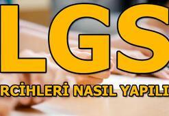 LGS tercihleri ne zaman sona erecek LGS tercihlerinde renk kodlarına dikkat