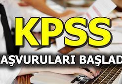KPSS başvurusu nasıl yapılır 2018 KPSS ne zaman (Ortaöğretim)