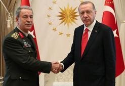 Erdoğana tebrik ziyaretleri