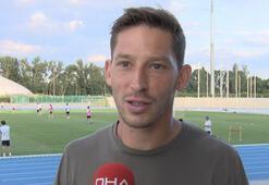Filip Holosko: Vodafone Parkta oynamak istiyorum