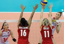 Türkiye 2 - 3 ABD
