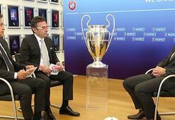 UEFA Başkanı Ceferinden Galatasaray açıklaması