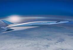 Boeing, ses hızının 5 katına çıkabilen uçak geliştiriyor