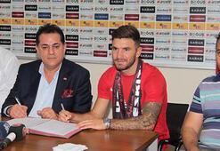 Eskişehirspor, Marko Milinkovic ile sözleşme imzaladı