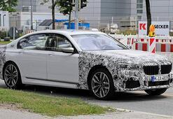 BMW 7 serisinin gizli görüntüleri ortaya çıktı