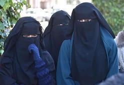 Hollandada burka yasağına tepkiler
